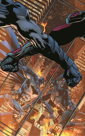 BATMANS GRAVE (2019) #12