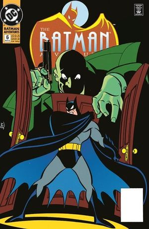 DC CLASSICS THE BATMAN ADVENTURES (2020) #6