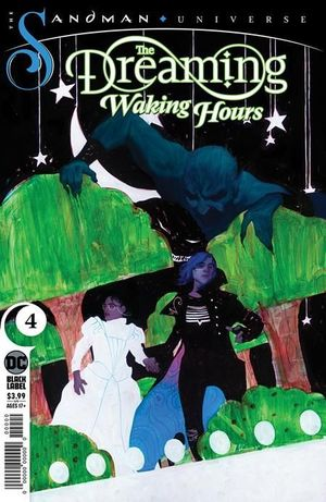 DREAMING WAKING HOURS (2020) #4