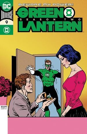 GREEN LANTERN SEASON 2 (2020) #9