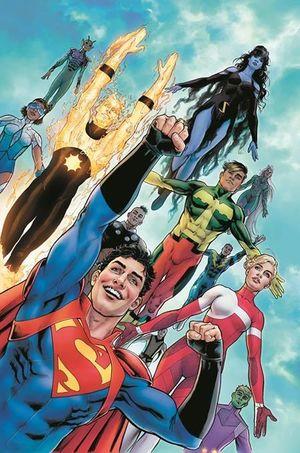 LEGION OF SUPER HEROES (2019) #11B