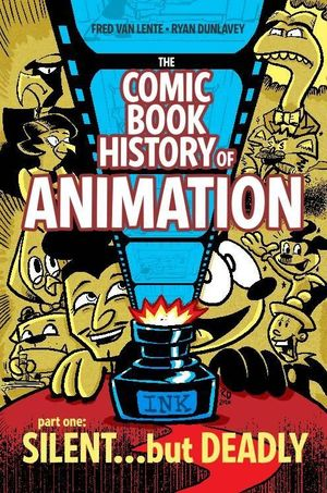 COMIC BOOK HISTORY OF ANIMATION (2020) #1