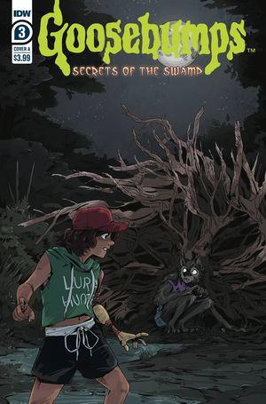 GOOSEBUMPS SECRETS OF THE SWAMP (2020) #3