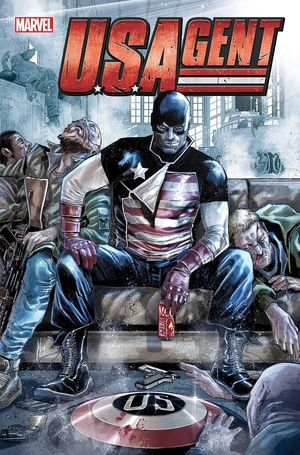 US AGENT (2020) #1