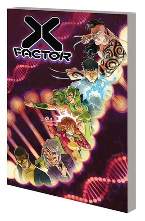 X-FACTOR BY LEAH WILLIAMS TPB (2020) #1