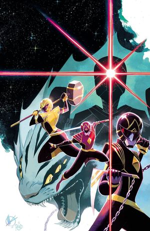 POWER RANGERS (2020) #1