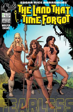 LAND THAT TIME FORGOT FEARLESS (2020) #1B