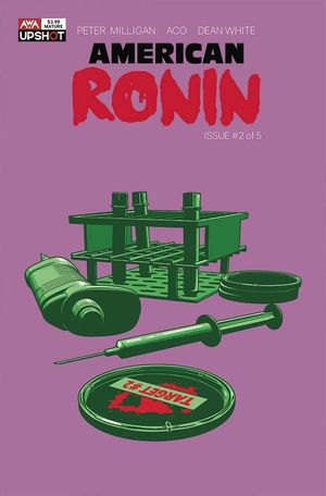 AMERICAN RONIN (2020) #2