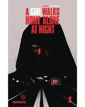 A GIRL WALKS HOME ALONE AT NIGHT (2020) #1B