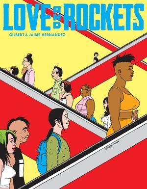 OFELIA. A LOVE AND ROCKETS BOOK #9