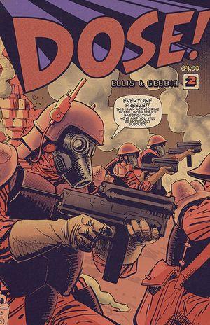 DOSE (2020) #2 GEBBIA