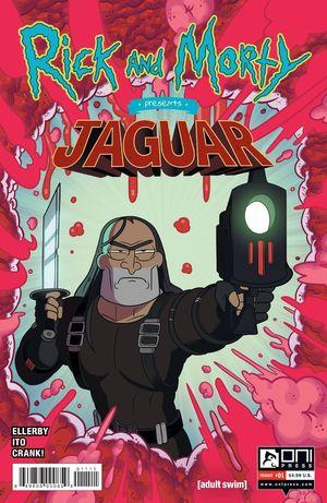 RICK AND MORTY PRESENTS JAGUAR (2020) #1