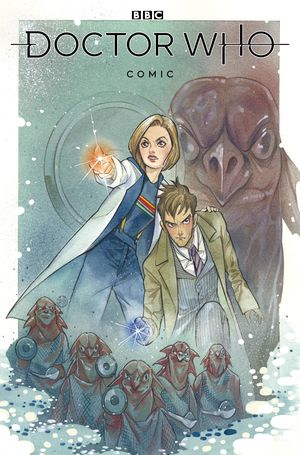 DOCTOR WHO COMICS (2020) #1