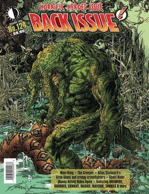 BACK ISSUE MAGAZINE (2003) #124