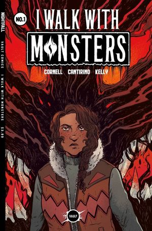 I WALK WITH MONSTERS (2020) #1