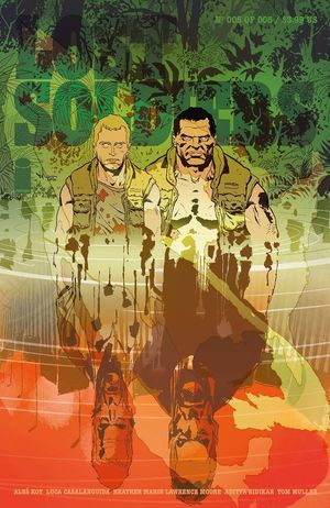 LOST SOLDIERS (2020) #5