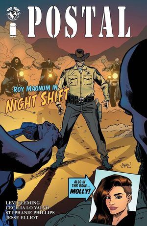 POSTAL NIGHT SHIFT (2020) #1