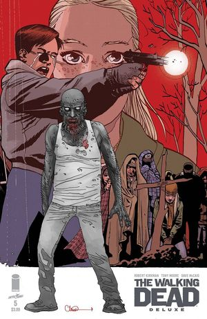 WALKING DEAD DELUXE (2020) #5 ADLARD