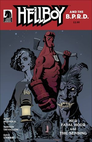 HELLBOY AND BPRD HER FATAL HOUR (2020) #1