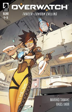 OVERWATCH TRACER LONDON CALLING (2020) #1