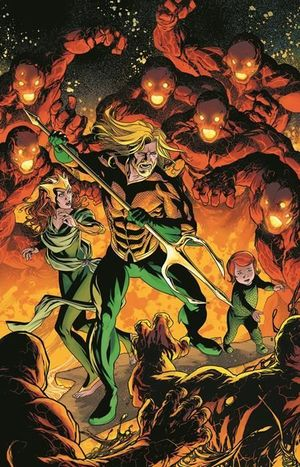 AQUAMAN (2016 6TH SERIES) #66