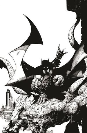 BATMAN BLACK AND WHITE (2020) #1