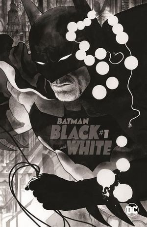 BATMAN BLACK AND WHITE (2020) #1B