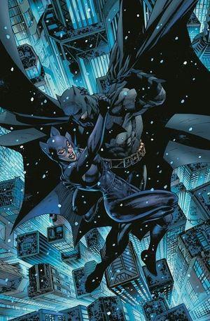 BATMAN CATWOMAN (2020) #1B