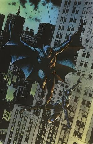 BATMAN CATWOMAN (2020) #1C