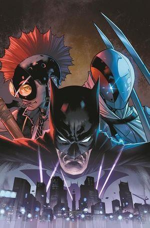 BATMAN (2016 3RD SERIES) #105