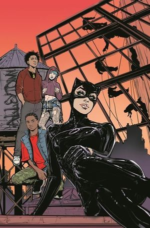 CATWOMAN (2018) #28
