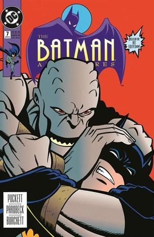 DC CLASSICS THE BATMAN ADVENTURES (2020) #7
