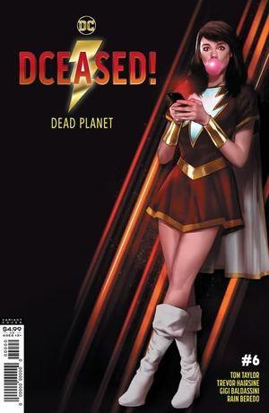 DCEASED DEAD PLANET (2020) #6C