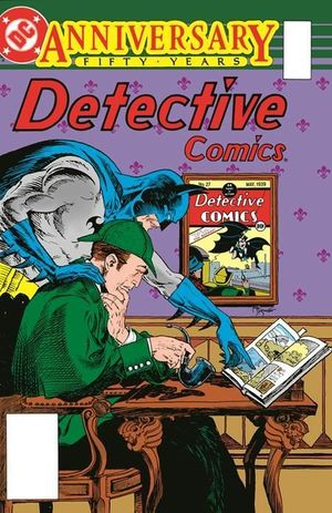 DCS GREATEST DETECTIVE STORIES EVER TOLD TPB (2021 #1