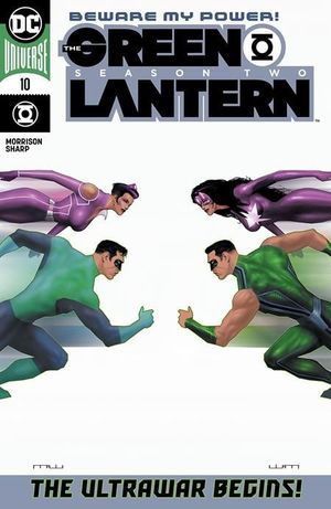 GREEN LANTERN SEASON 2 (2020) #10