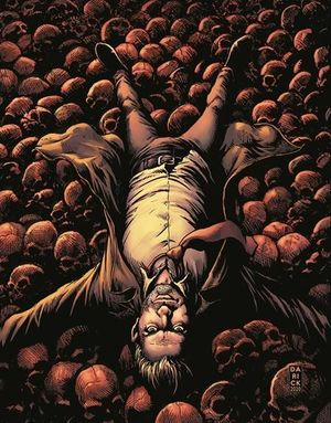 HELLBLAZER RISE AND FALL (2020) #3