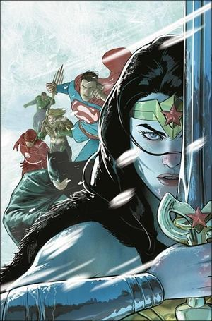 JUSTICE LEAGUE ENDLESS WINTER (2020) #1