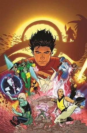 LEGION OF SUPER HEROES (2019) #12