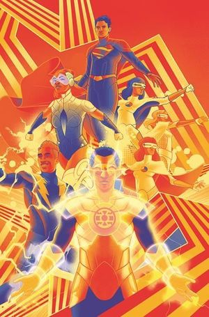 LEGION OF SUPER HEROES (2019) #12B