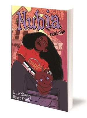 NUBIA REAL ONE TPB (2021) #1