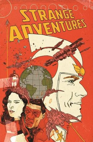 STRANGE ADVENTURES (2020) #7