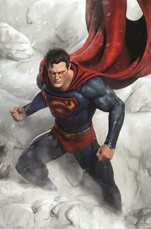 SUPERMAN ENDLESS WINTER SPECIAL (2020) #1B