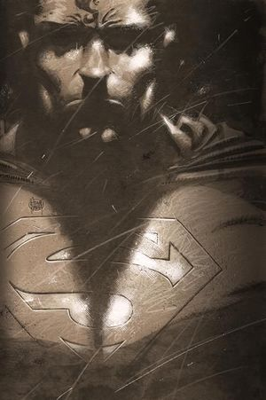 SUPERMAN THE LAST SON DELUXE EDITION HC (2020) #1