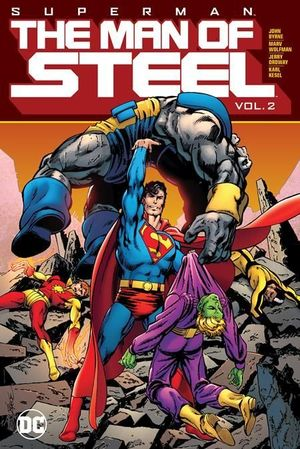 SUPERMAN THE MAN OF STEEL HC (2020) #2