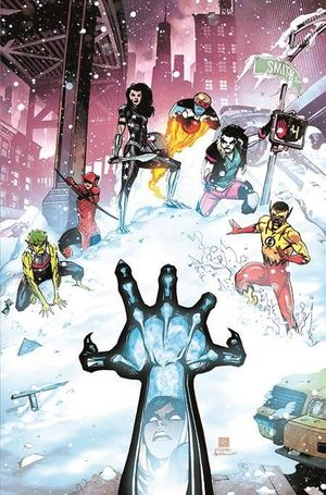 TEEN TITANS ENDLESS WINTER SPECIAL (2020) #1