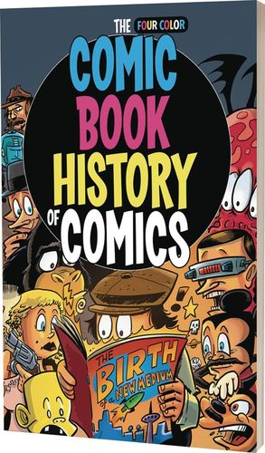 COMIC BOOK HISTORY OF ANIMATION (2020) #2