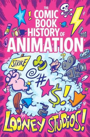 COMIC BOOK HISTORY OF ANIMATION (2020) #2B