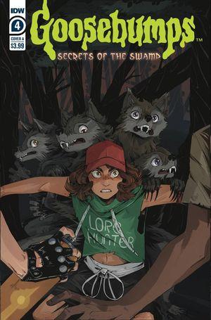 GOOSEBUMPS SECRETS OF THE SWAMP (2020) #4