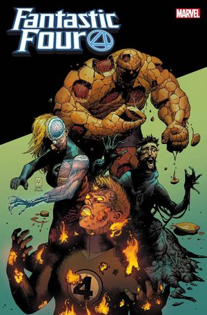 FANTASTIC FOUR ROAD TRIP (2020) #1