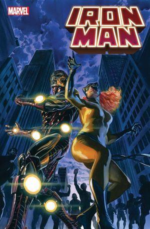 IRON MAN (2020) #4